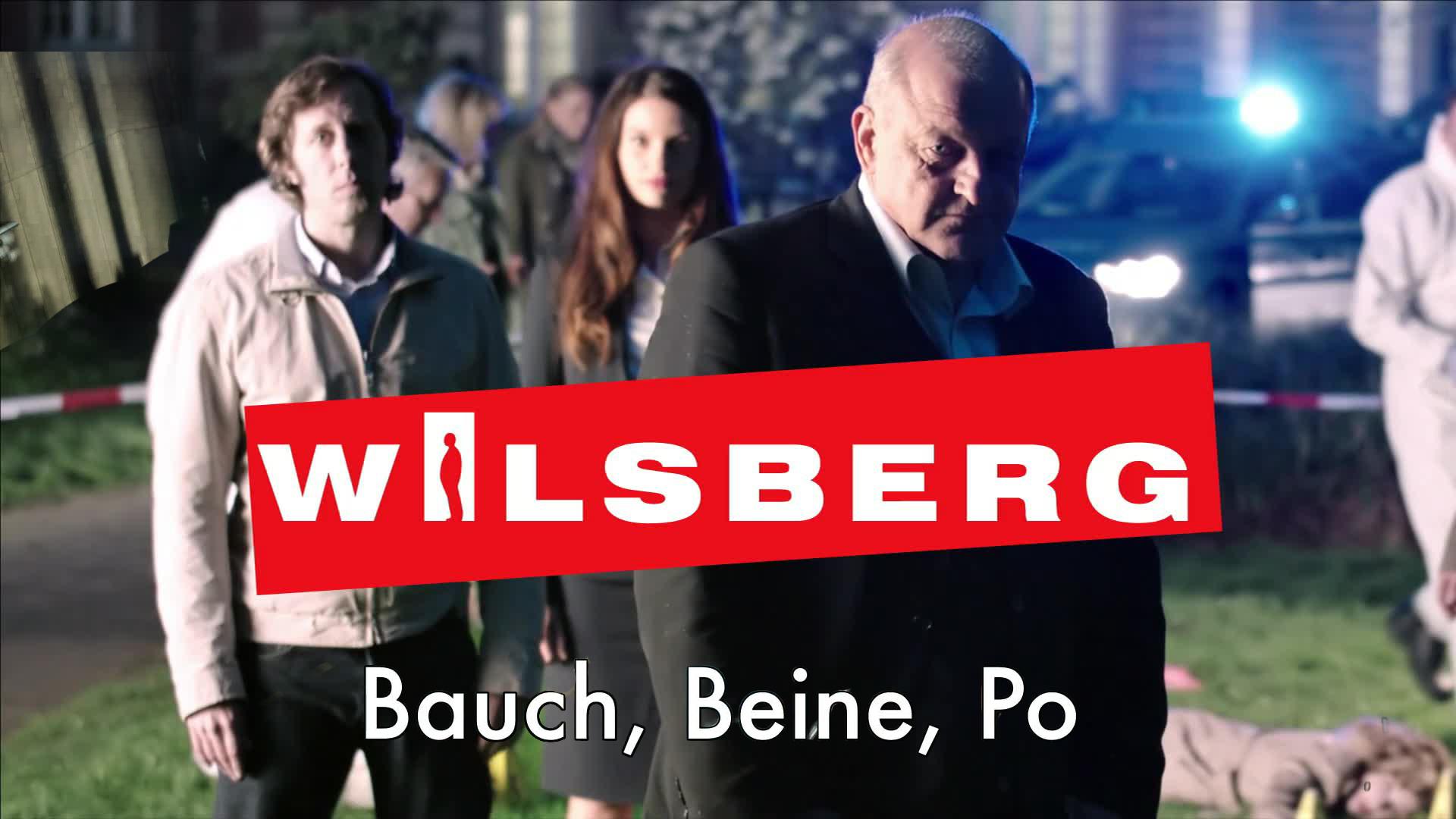 Wilsberg - Bauch, Beine, Po