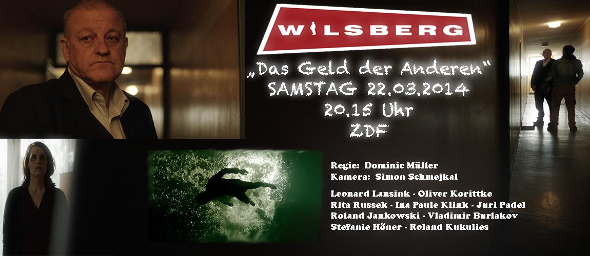 Wilsberg - Das Geld der Anderen